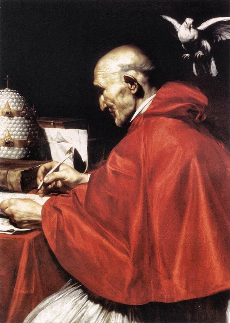 Thánh Grêgôriô, Giáo Hoàng, Tiến Sĩ Hội Thánh